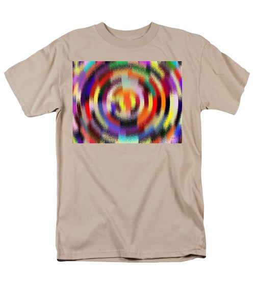 Abstract 120116 Men's T-Shirt  (Regular Fit) by Maciek Froncisz