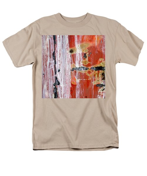 Abstract By Edward M. Fielding - Men's T-Shirt  (Regular Fit) by Edward Fielding
