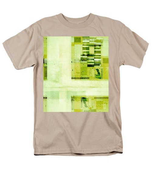 Men's T-Shirt  (Regular Fit) featuring the digital art Abstractitude - C4v by Variance Collections