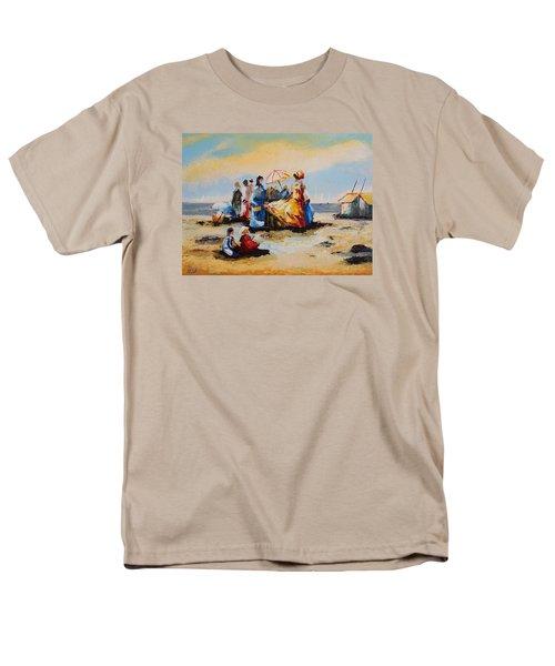 Acrylic Msc 191 Men's T-Shirt  (Regular Fit) by Mario Sergio Calzi
