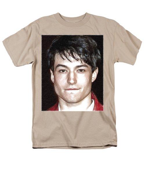 Actor And Musician Ezra Miller Men's T-Shirt  (Regular Fit) by Best Actors