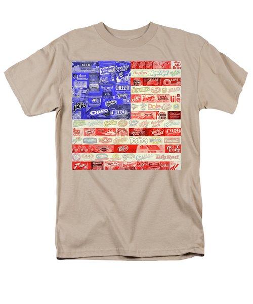 Advertising Flag Men's T-Shirt  (Regular Fit)