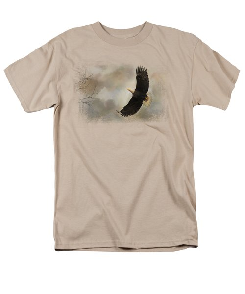 After The Intruder Men's T-Shirt  (Regular Fit) by Jai Johnson