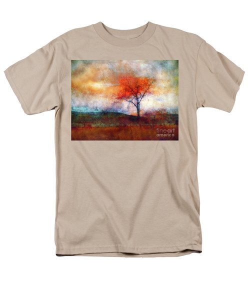 Alone In Colour Men's T-Shirt  (Regular Fit) by Tara Turner