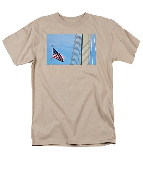 American Afternoon Men's T-Shirt  (Regular Fit) by Martin Cline