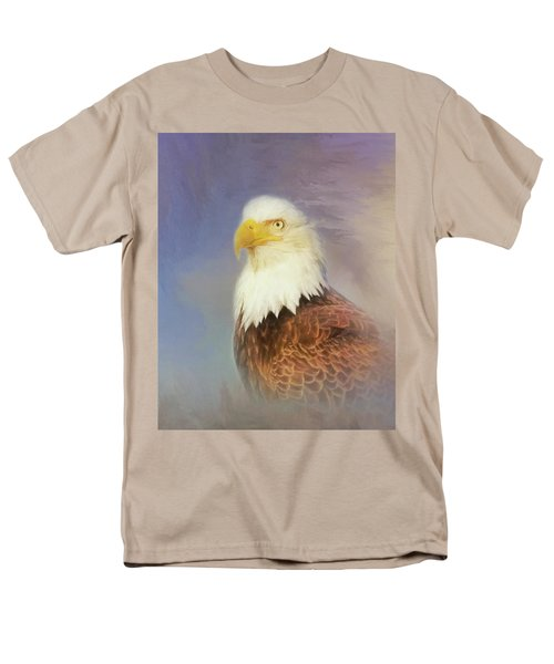 American Eagle Men's T-Shirt  (Regular Fit) by Steven Richardson