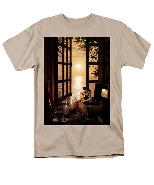 Ana Men's T-Shirt  (Regular Fit)