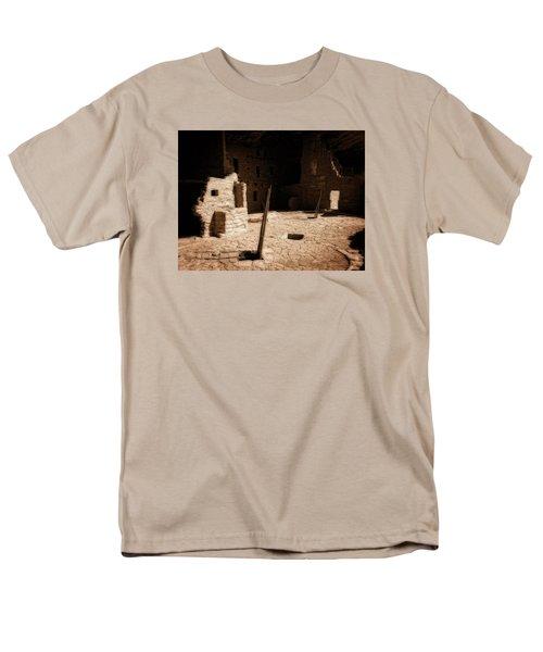 Men's T-Shirt  (Regular Fit) featuring the photograph Ancient Sanctuary by Kurt Van Wagner