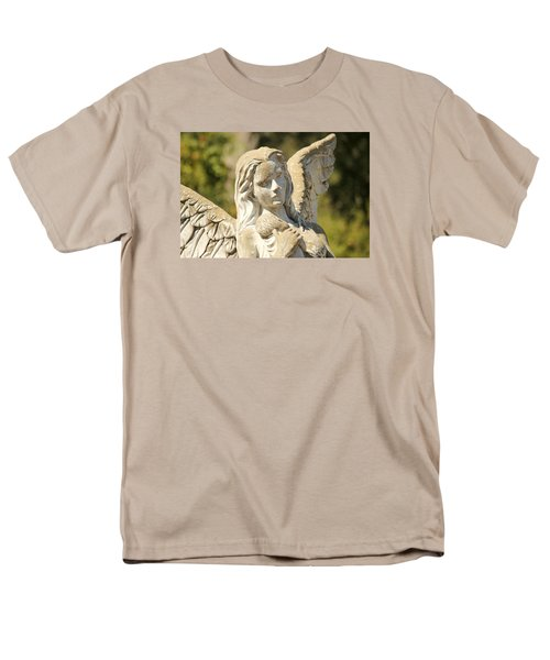 Angel In Mississippi Men's T-Shirt  (Regular Fit) by Lynn Jordan