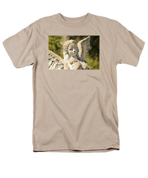 Angel In Mississippi Men's T-Shirt  (Regular Fit)
