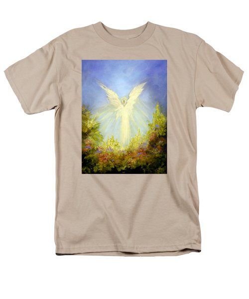 Angel's Garden Men's T-Shirt  (Regular Fit) by Marina Petro