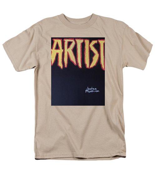 Artist 2009 Movie Men's T-Shirt  (Regular Fit)