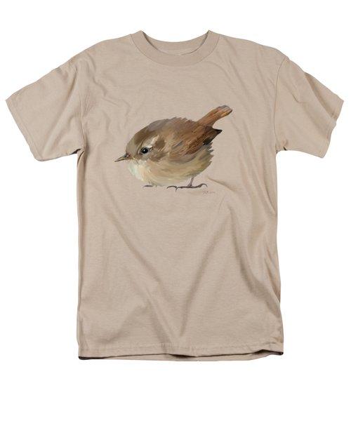Wren Men's T-Shirt  (Regular Fit) by Bamalam  Photography