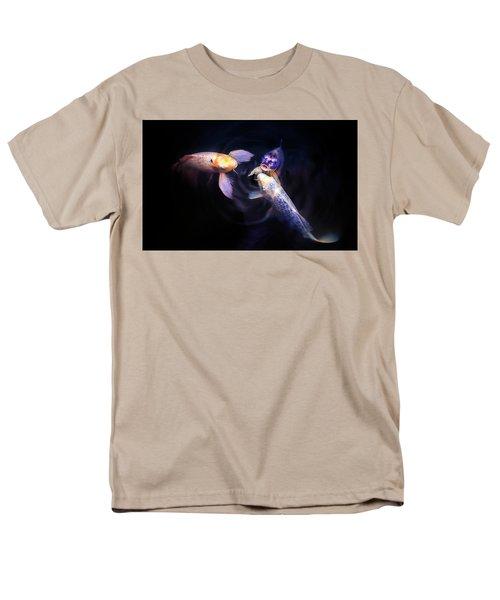 Auspicious Three Men's T-Shirt  (Regular Fit) by John Poon