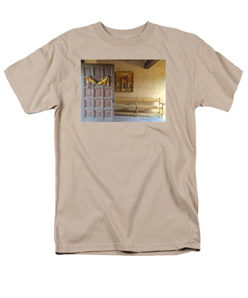 Men's T-Shirt  (Regular Fit) featuring the photograph Autumn In Albuquerque by Brenda Pressnall