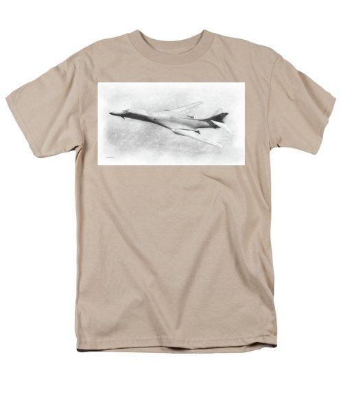 B-1b Lancer Men's T-Shirt  (Regular Fit) by Douglas Castleman