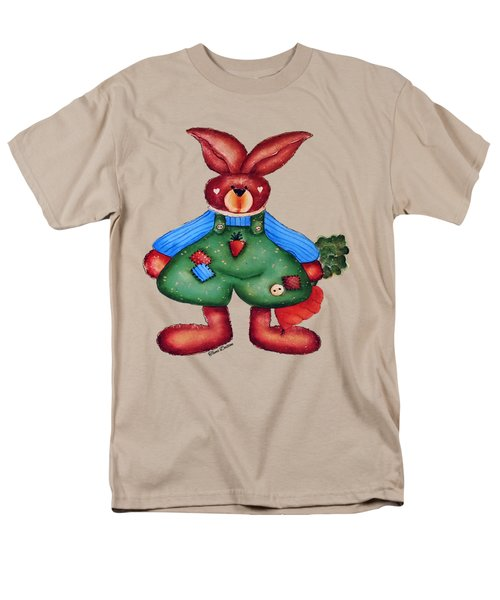B Is 4bunny Men's T-Shirt  (Regular Fit) by Tami Dalton