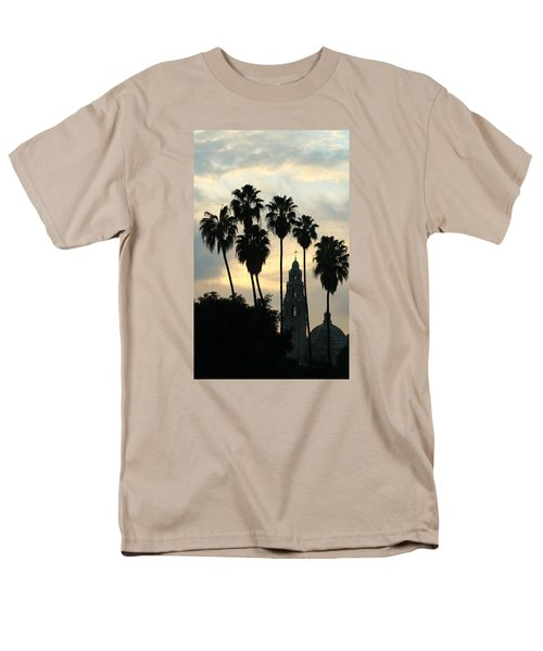 Men's T-Shirt  (Regular Fit) featuring the photograph Balboa Park Museum Of Man by Christopher Woods