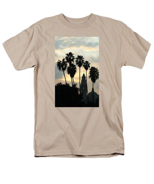 Balboa Park Museum Of Man Men's T-Shirt  (Regular Fit) by Christopher Woods