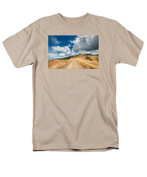 Ball Hills In Summer 3 Men's T-Shirt  (Regular Fit) by Greg Nyquist