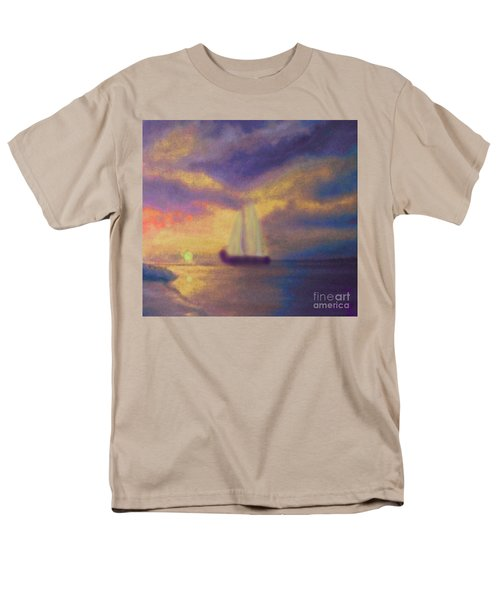 Basking In The Sun Men's T-Shirt  (Regular Fit) by Holly Martinson