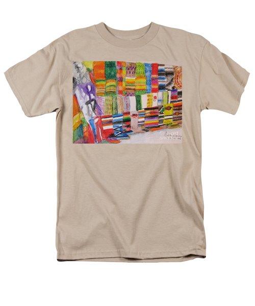 Bazaar Sabado - Gifted Men's T-Shirt  (Regular Fit) by Judith Espinoza