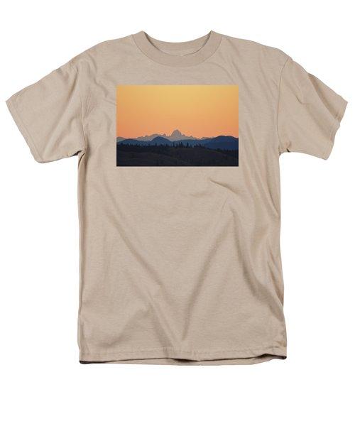 B C Dawn Men's T-Shirt  (Regular Fit) by Ed Hall