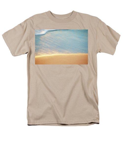 Beach Caress Men's T-Shirt  (Regular Fit) by Glenn Gemmell