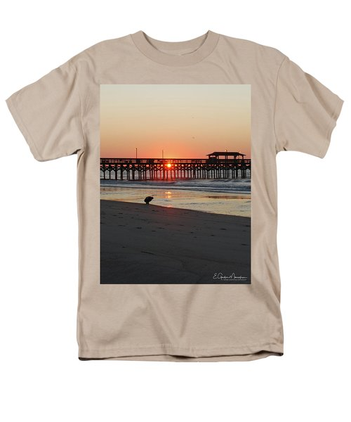 Beachcomber Men's T-Shirt  (Regular Fit) by Gordon Mooneyhan