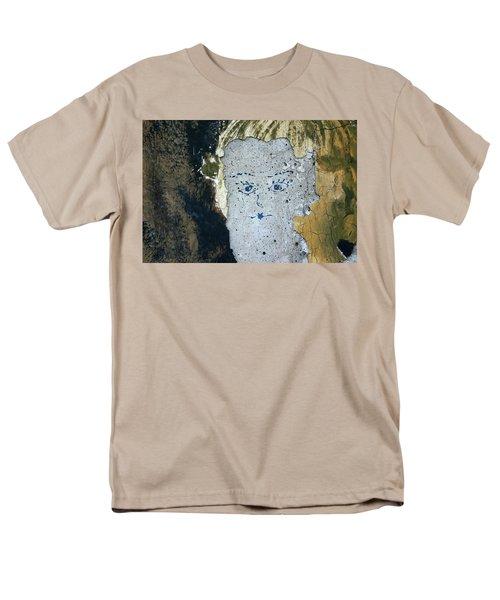 Berlin Wall Mural Men's T-Shirt  (Regular Fit) by KG Thienemann
