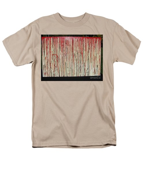 Men's T-Shirt  (Regular Fit) featuring the painting Betrayal by Jacqueline Athmann