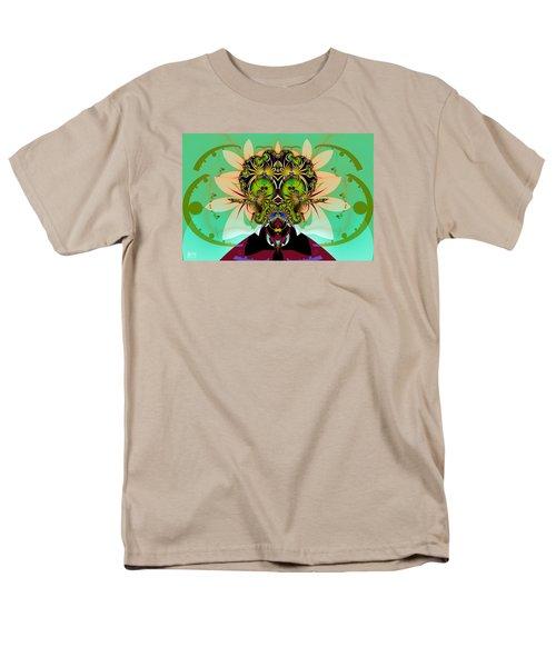 Ackrack - Interplanetary Men's T-Shirt  (Regular Fit) by Jim Pavelle