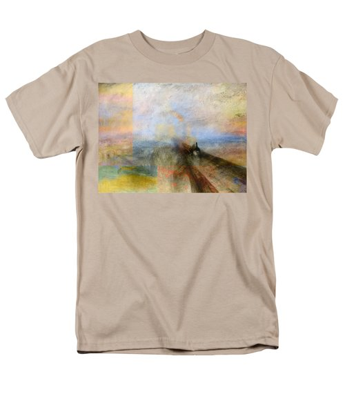 Blend 5 Turner Men's T-Shirt  (Regular Fit) by David Bridburg