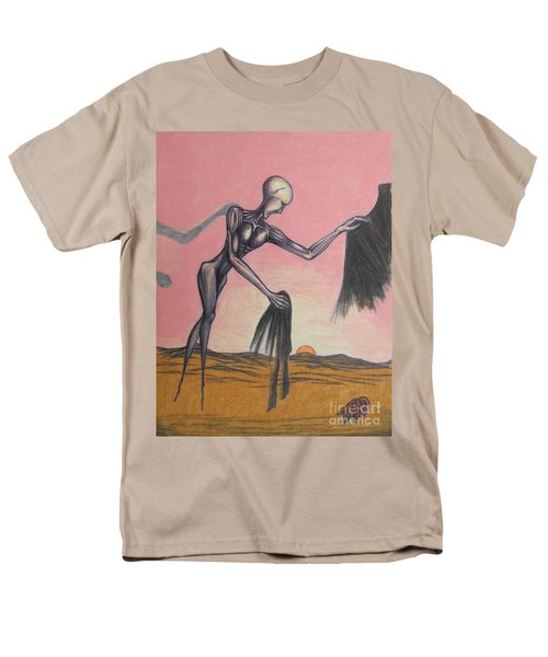 Body Soul And Spirit Men's T-Shirt  (Regular Fit) by Michael  TMAD Finney