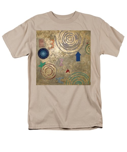 Boogie 3 Men's T-Shirt  (Regular Fit) by Bernard Goodman