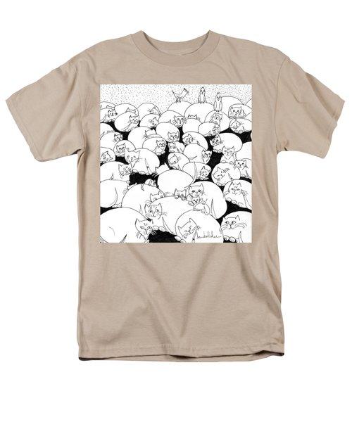 Boulder Cats Men's T-Shirt  (Regular Fit)