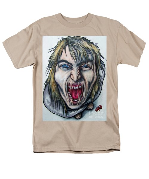 Break The Silence Men's T-Shirt  (Regular Fit) by Michael  TMAD Finney