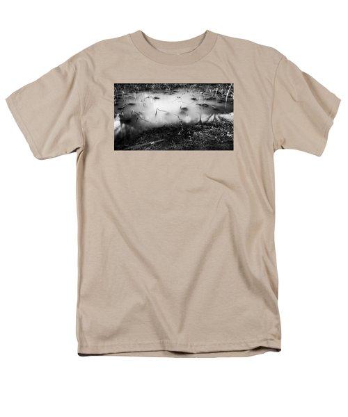 Broken Men's T-Shirt  (Regular Fit) by Hayato Matsumoto