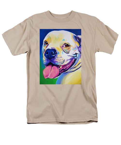 American Bulldog - Luke Men's T-Shirt  (Regular Fit)