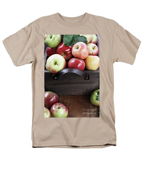 Bushel Of Apples  Men's T-Shirt  (Regular Fit)