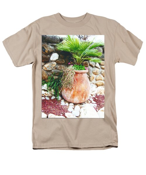 Men's T-Shirt  (Regular Fit) featuring the photograph By The Roadside by B Wayne Mullins