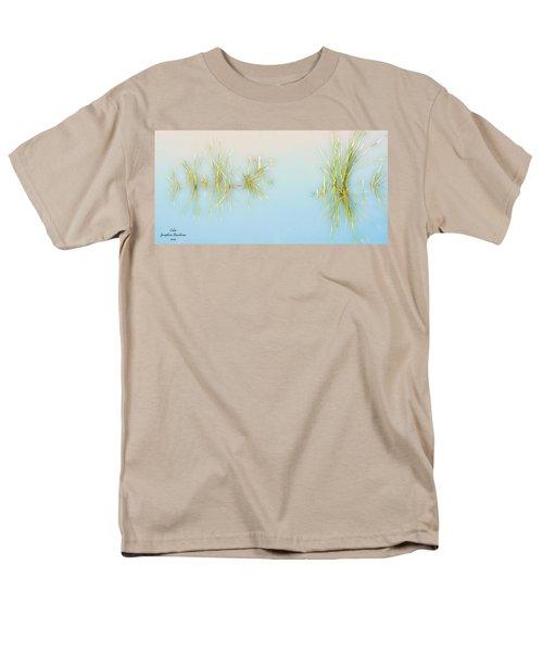 Calm Men's T-Shirt  (Regular Fit) by Josephine Buschman