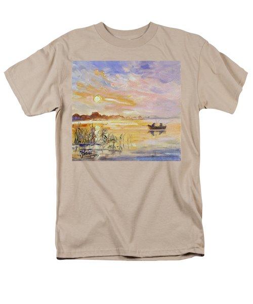 Calm Morning Men's T-Shirt  (Regular Fit)