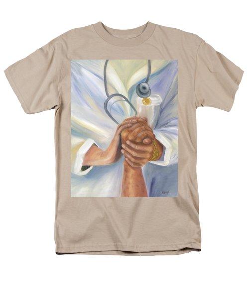 Caring A Tradition Of Nursing Men's T-Shirt  (Regular Fit)
