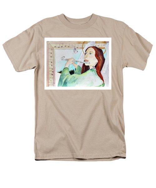 Carol Of The Birds Men's T-Shirt  (Regular Fit)