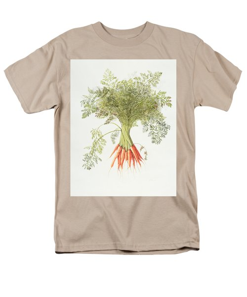 Carrots Men's T-Shirt  (Regular Fit) by Margaret Ann Eden