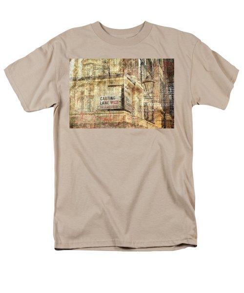 Carting Lane, Savoy Place Men's T-Shirt  (Regular Fit) by Nicky Jameson