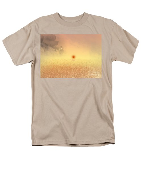 Catching The Light Men's T-Shirt  (Regular Fit) by Trilby Cole