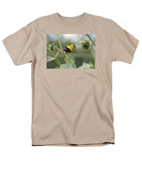 Men's T-Shirt  (Regular Fit) featuring the photograph Caution by Yumi Johnson