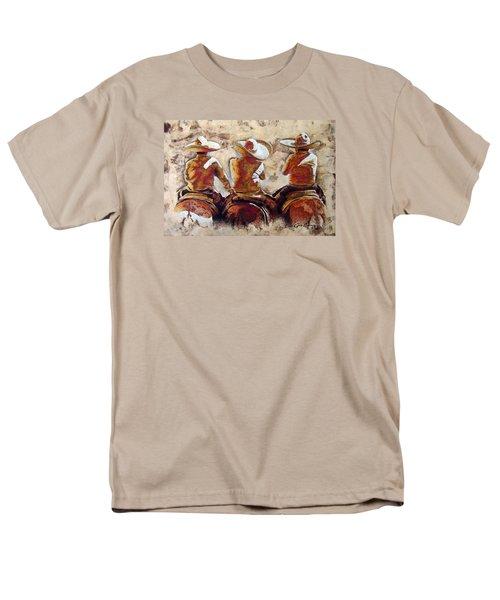 Charros Men's T-Shirt  (Regular Fit) by J- J- Espinoza